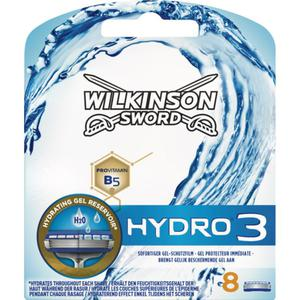 Wilkinson Sword Hydro 3 Rasierklingen