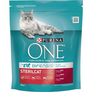 Purina One Bifensis® Dual Defense Sterilcat reich an Rin 3.49 EUR/1 kg