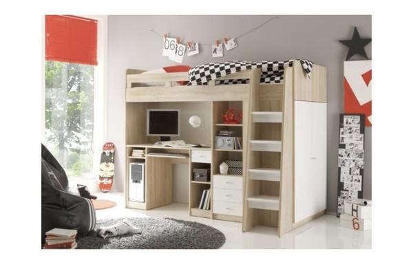 Etagenbett Erni Country : Alpinweiss buche etagenbetten online kaufen möbel suchmaschine