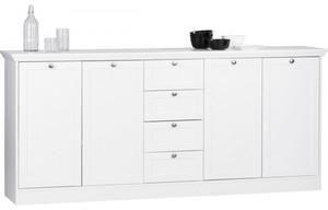 Sideboard Landwood weiß 200 x 90
