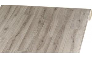 Vinylboden Eíche grau, ca. 400 cm