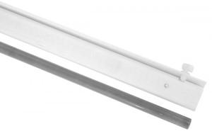 Paneelwagen, Kunststoff, ca. 60 cm, weiß