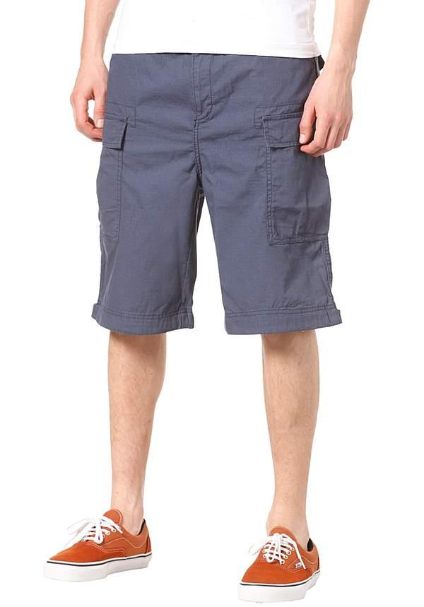 Forvert New-Appendix - Cargo Shorts für Herren - Blau