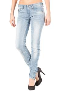 G-Star 3301 Relexed Tapered Comfort Alpine - Jeans für Damen - Blau