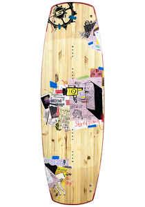 Slingshot Shredtown 139cm Wakeboard - Mehrfarbig