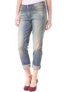 G-Star 3301 Tapered - Jeans für Damen - Beige