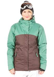 Light Crusader - Snowboardjacke für Damen - Braun