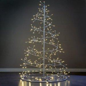 Dekobaum 232 LED Spirale, ca. 180 cm