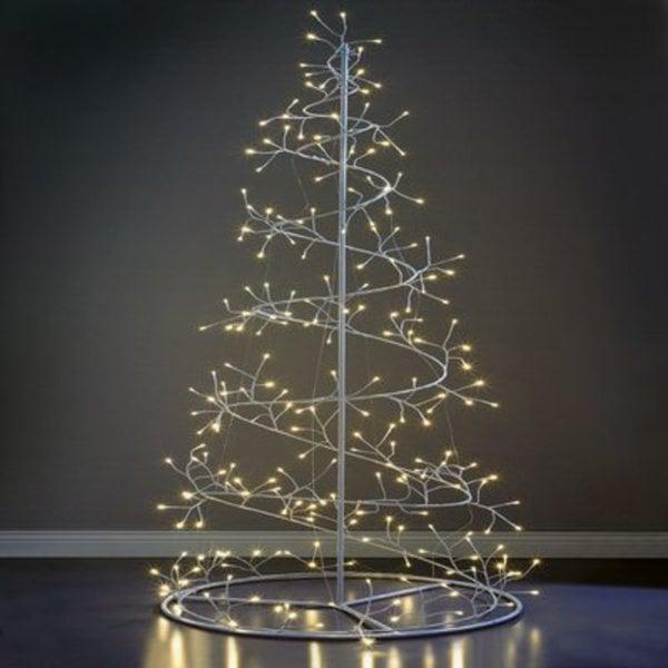 dekobaum 232 led spirale ca 180 cm von toom ansehen. Black Bedroom Furniture Sets. Home Design Ideas