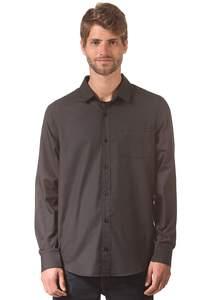 Lakeville Mountain Classic L/S Shirt - Hemd für Herren - Schwarz