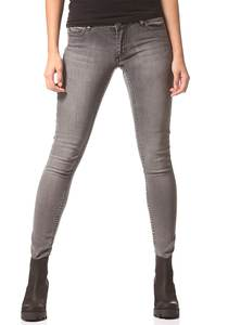 Cheap Monday Slim - Jeans für Damen - Grau