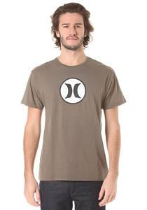 Hurley Block Party - T-Shirt für Herren - Grün