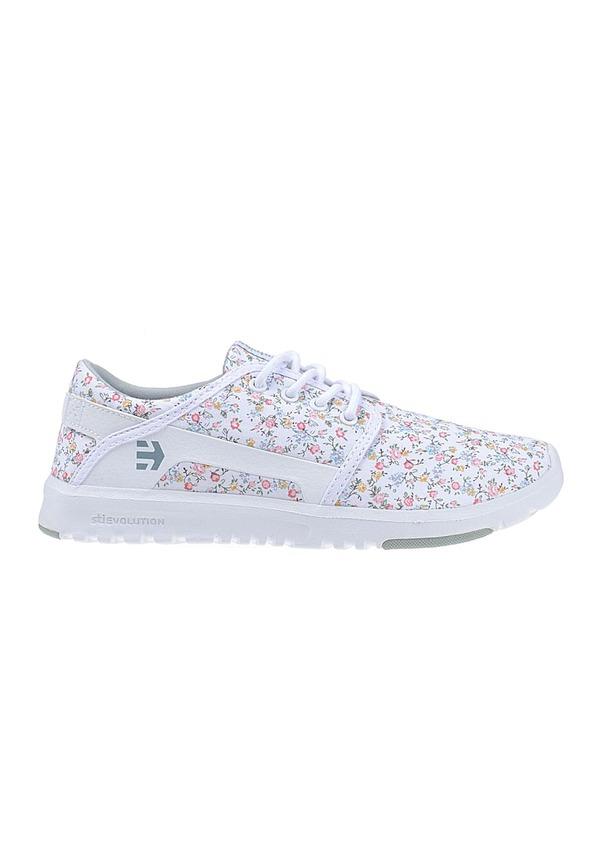 ea481e09d97201 Etnies Scout - Sneaker für Damen - Weiß von Planet Sports ansehen ...