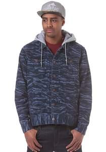 LRG CC - Kapuzenjacke für Herren - Blau