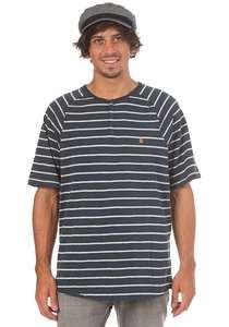 Volcom Observe Henley T-Shirt - T-Shirt für Herren - Blau