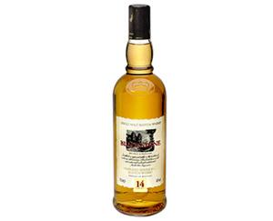 BLACKSTONE Single Malt Scotch Whisky, 14Jahre alt