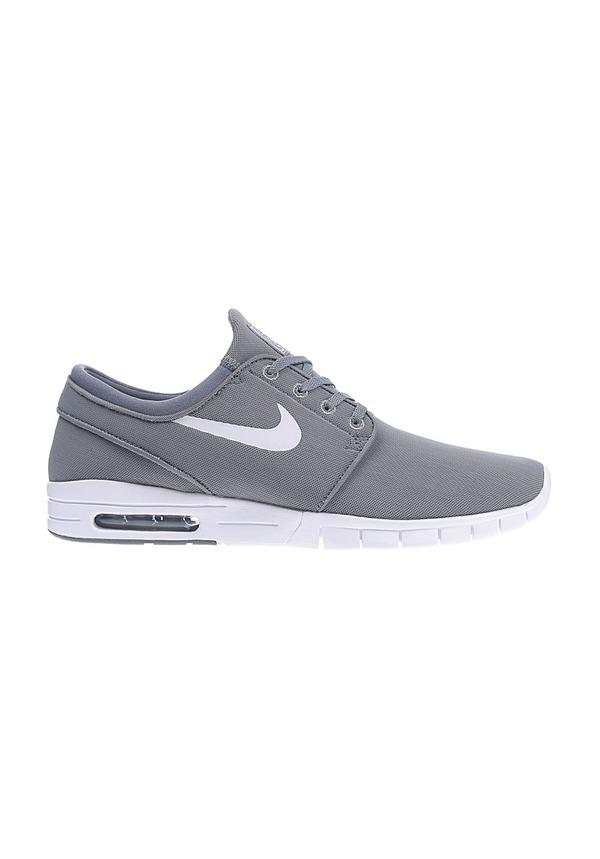Nike SB Stefan Janoski Max Sneaker - Grau