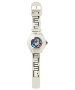 Spielzeuguhr - Yo-Kai Watch, 2 Medaillen - ca. 15 x 7,8 x 28 cm