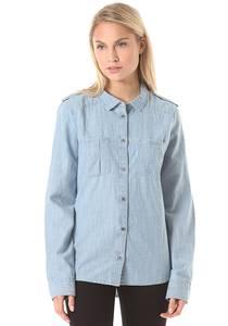 Roxy Camera - Hemd für Damen - Blau