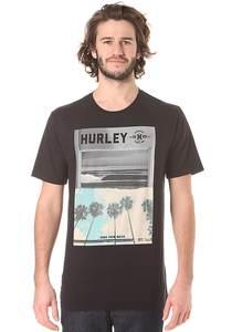 Hurley Departure - T-Shirt für Herren - Schwarz