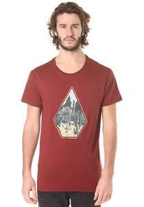 Volcom Cactus LW - T-Shirt für Herren - Rot
