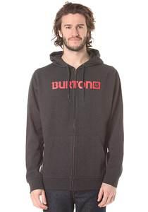 Burton Logo Horizontal - Kapuzenjacke für Herren - Schwarz