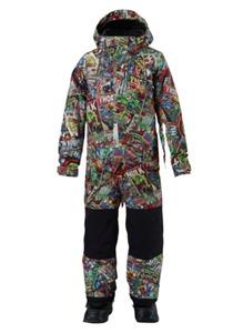 Burton Ms Striker O PC - Schneebekleidung für Jungs - Mehrfarbig