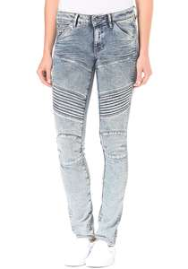 G-Star 5620 Custom Mid Skinny Tobin Superstretch - Jeans für Damen - Blau