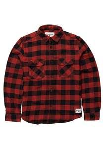 Billabong All Day L/S - Hemd für Jungs - Rot