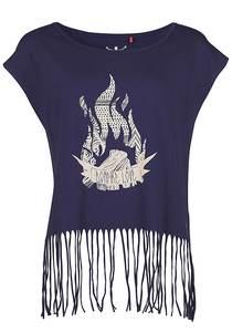 Chiemsee Leilani - T-Shirt für Damen - Blau