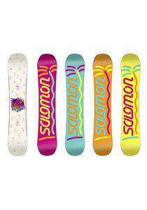 Salomon Oh Yeah 151 cm - Snowboard für Damen - Weiß