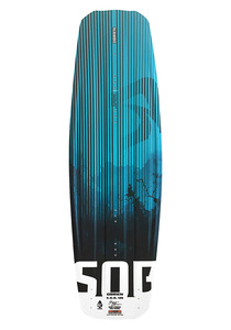 O´Brien SOB Impact 132 cm - Wakeboard für Herren - Mehrfarbig