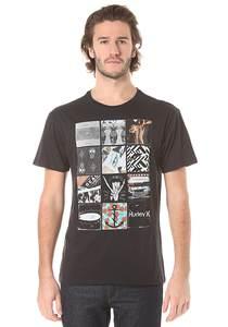 Hurley Universal Corner - T-Shirt für Herren - Schwarz
