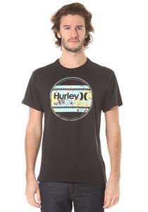 Hurley Tripel - T-Shirt für Herren - Schwarz