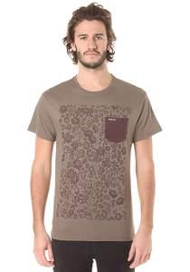 Hurley Snapper A/O Pocket - T-Shirt für Herren - Beige
