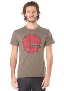 Hurley Eclipse Classic - T-Shirt für Herren - Grün