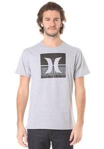 Hurley Breezway - T-Shirt für Herren - Grau
