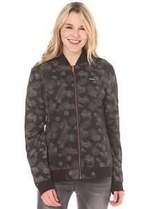 ragwear Flower Strike - Jacke für Damen - Schwarz