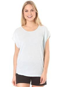 Volcom Simply Solid CT - T-Shirt für Damen - Blau