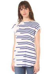 Bench Oversized Easy Printed Stripe - T-Shirt für Damen - Streifen