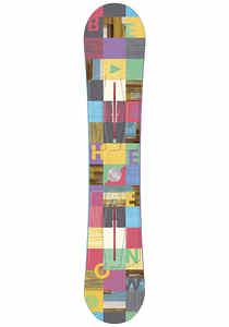Burton Feather 149cm - Snowboard für Damen - Mehrfarbig