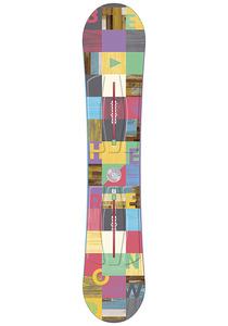 Burton Feather 140cm - Snowboard für Damen - Mehrfarbig