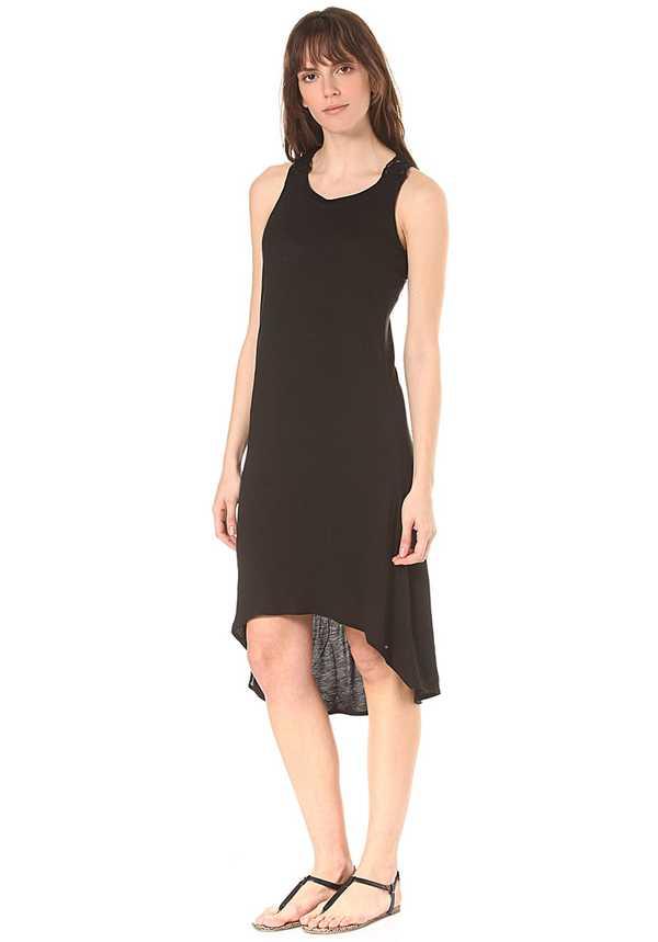 O´Neill Braided Back Jersey - Kleid für Damen - Schwarz von Planet ...