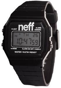 Neff Flava XL Uhr - Schwarz