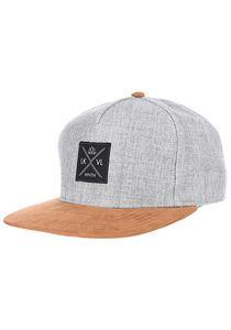 Lakeville Mountain Stitch Snapback Cap - Grau