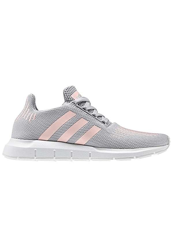 02ab6ade4f7e0d adidas Swift Run - Sneaker für Damen - Grau von Planet Sports ...