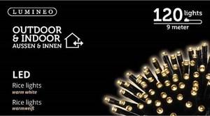 120er LED-Lichterkette - aus Kunststoff - 9 m