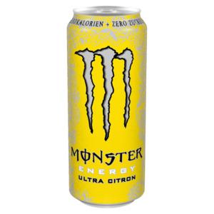 Monster Energy Ultra Citron 0,5l