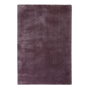 Teppich Relaxx - Kunstfaser - Weinrot - 80 x 150 cm, Esprit