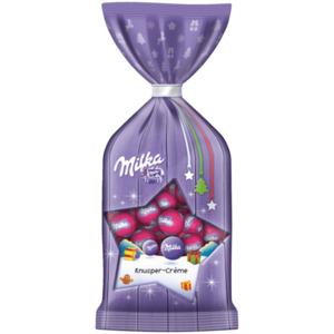 Milka Kugeln Knusper-Crème 100g